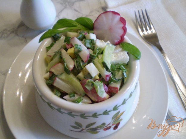 фото рецепта: Весенний салат