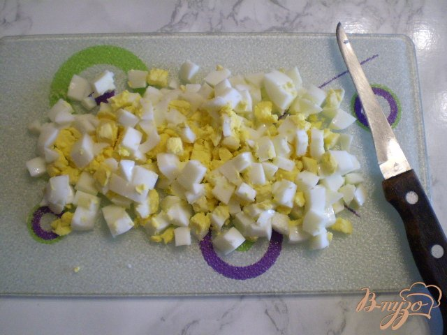 Фото приготовление рецепта: Весенний салат шаг №4