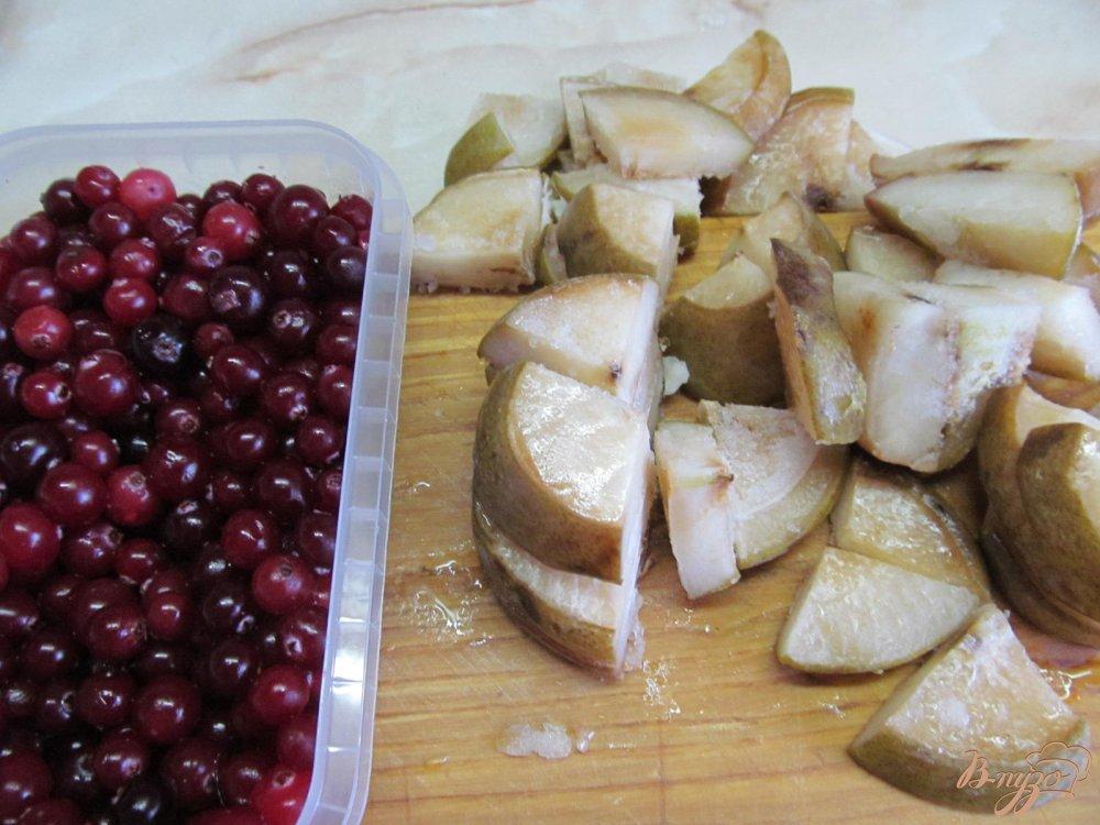 Фото приготовление рецепта: Веночки с начинкой шаг №5
