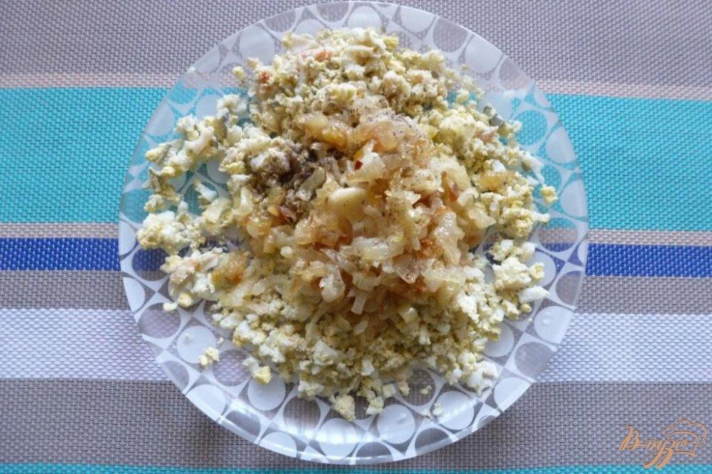 Фото приготовление рецепта: Паровые зразы из фарша индейки в микроволновке шаг №2