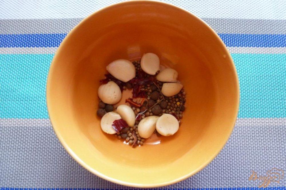 Фото приготовление рецепта: Запеченная свинина шаг №1