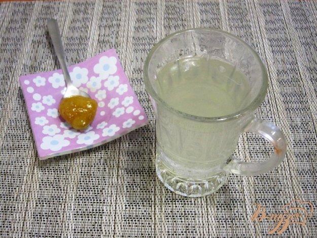 фото рецепта: Чай с имбирем и лимоном
