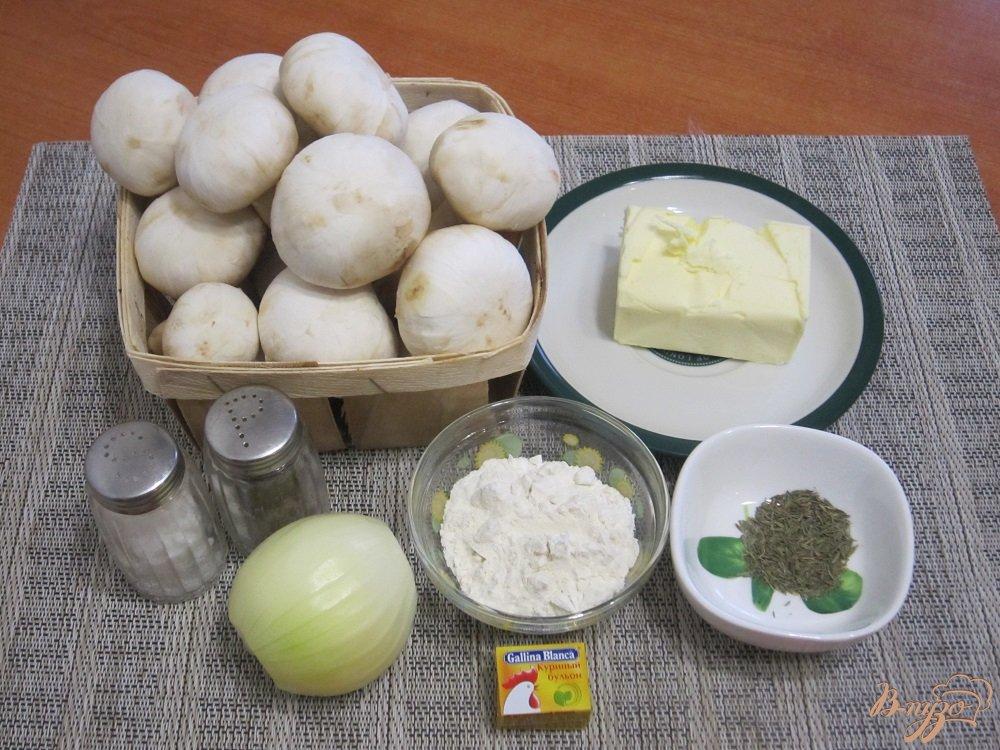 Фото приготовление рецепта: Грибной супчик шаг №1