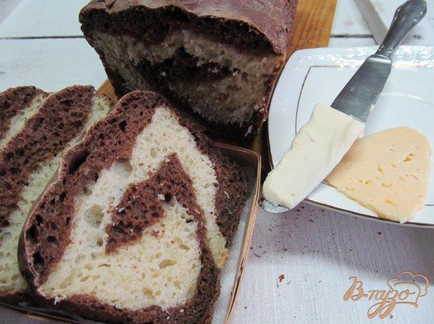 Хліб з какао-порошком. Як приготувати з фото