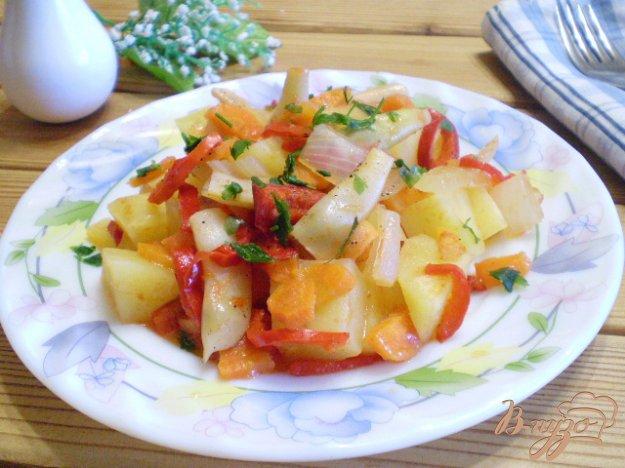 фото рецепта: Рагу с фасолью