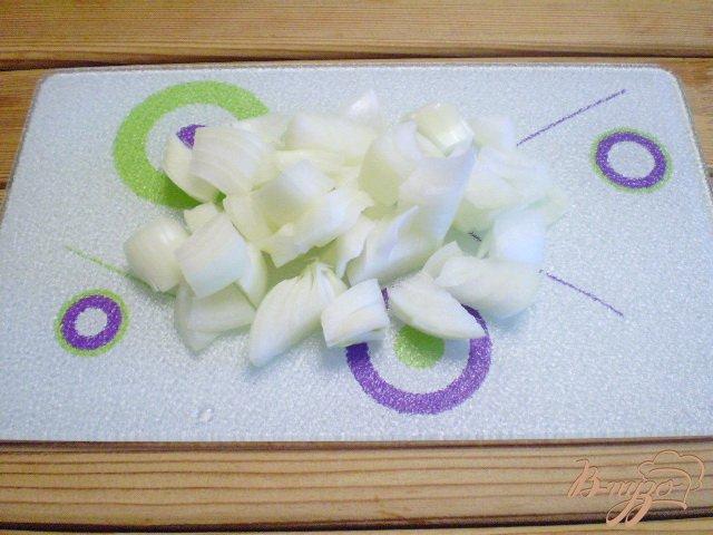 Фото приготовление рецепта: Рагу с фасолью шаг №3