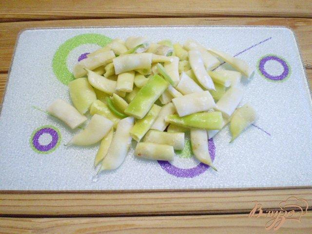 Фото приготовление рецепта: Рагу с фасолью шаг №2