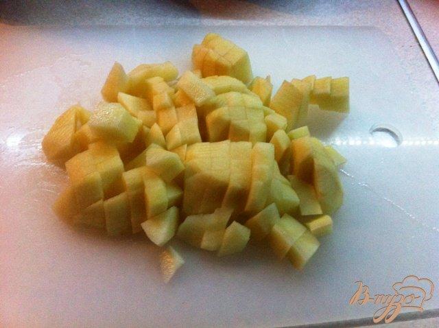 Фото приготовление рецепта: Щи из свежей капусты шаг №4