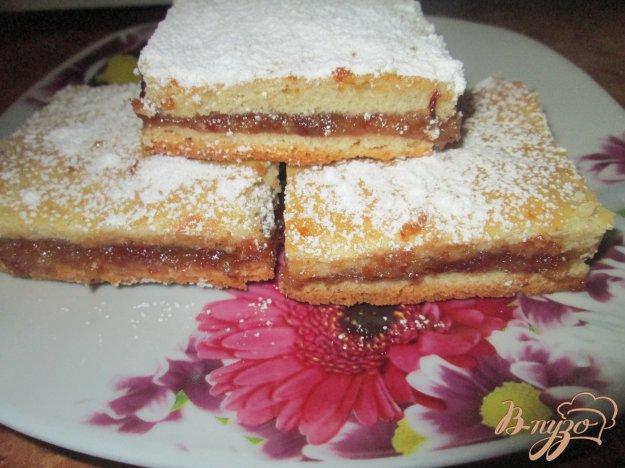 Печенье на кефире рецепт простой с вареньем