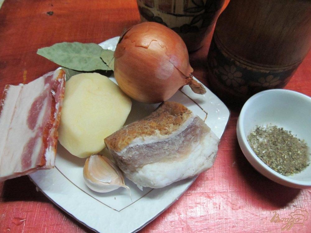 Фото приготовление рецепта: Картофельное рагу шаг №1