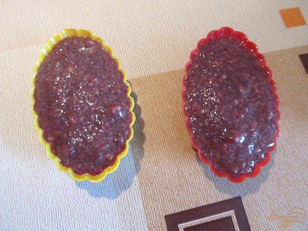 Фото приготовление рецепта: Суфле из говяжьей печени (детское меню) шаг №5