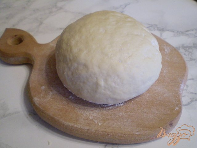 Фото приготовление рецепта: Универсальное тесто на воде шаг №7