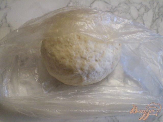 Фото приготовление рецепта: Универсальное тесто на воде шаг №6