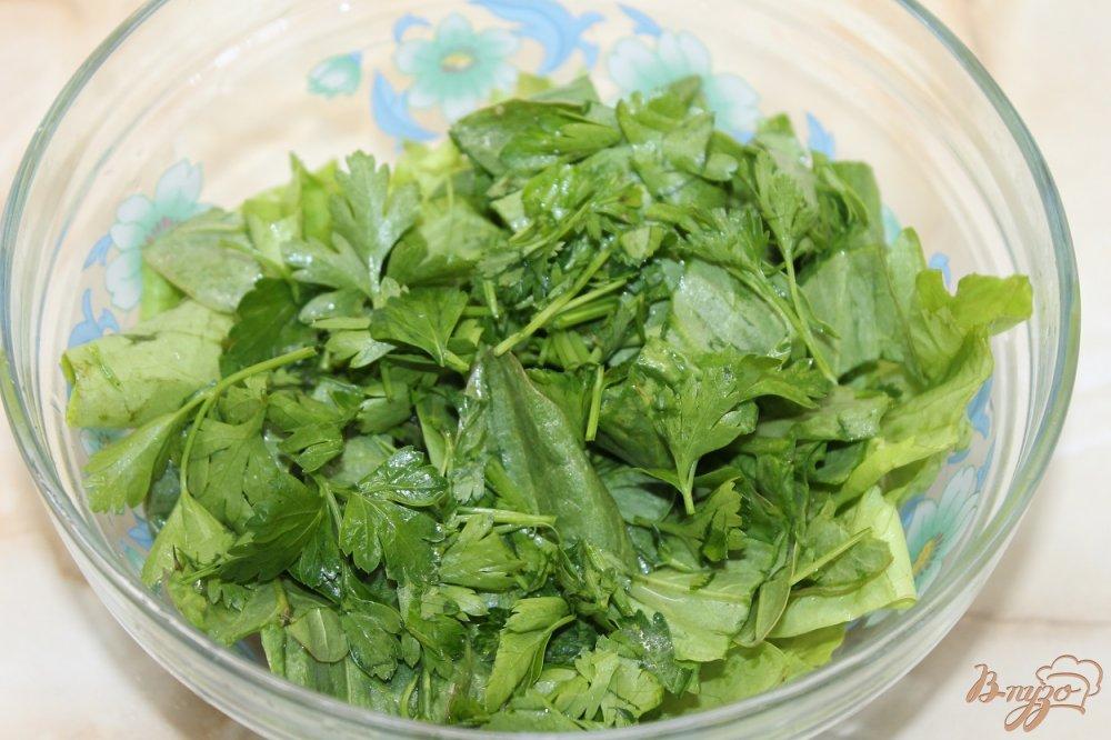 Фото приготовление рецепта: Салат Топлес шаг №2