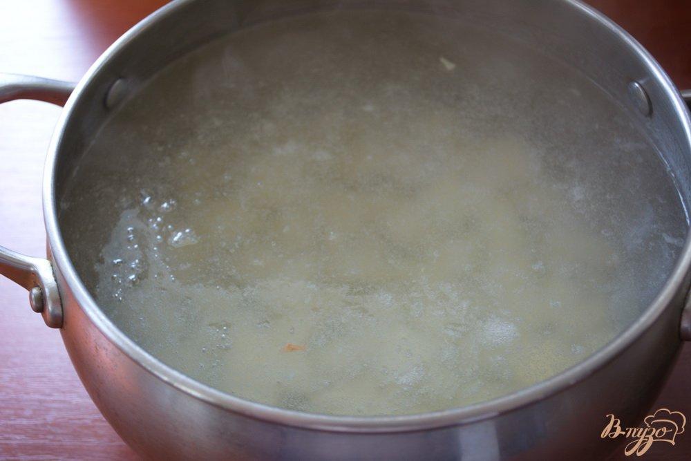 Фото приготовление рецепта: Бабушкин борщик шаг №5