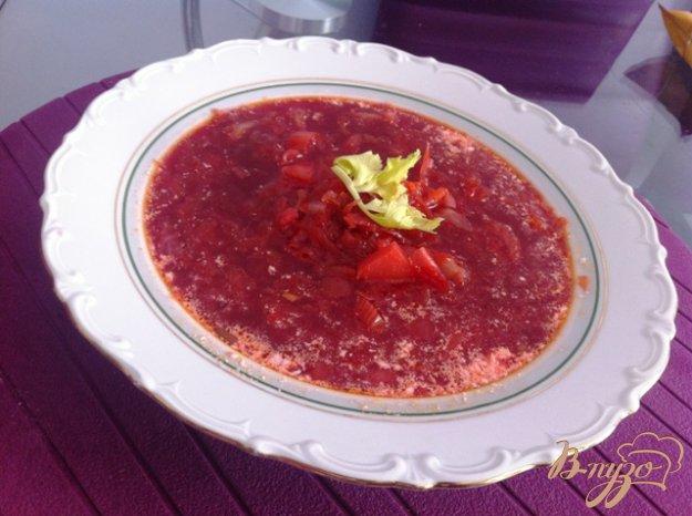 фото рецепта: Белорусский борщ
