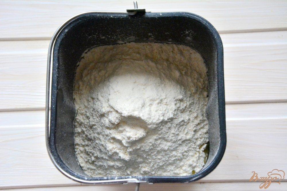 Фото приготовление рецепта: Плетенка шаг №2