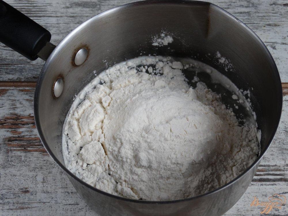 Фото приготовление рецепта: Творожные пряники без масла шаг №2