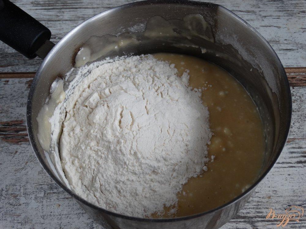 Фото приготовление рецепта: Творожные пряники без масла шаг №6