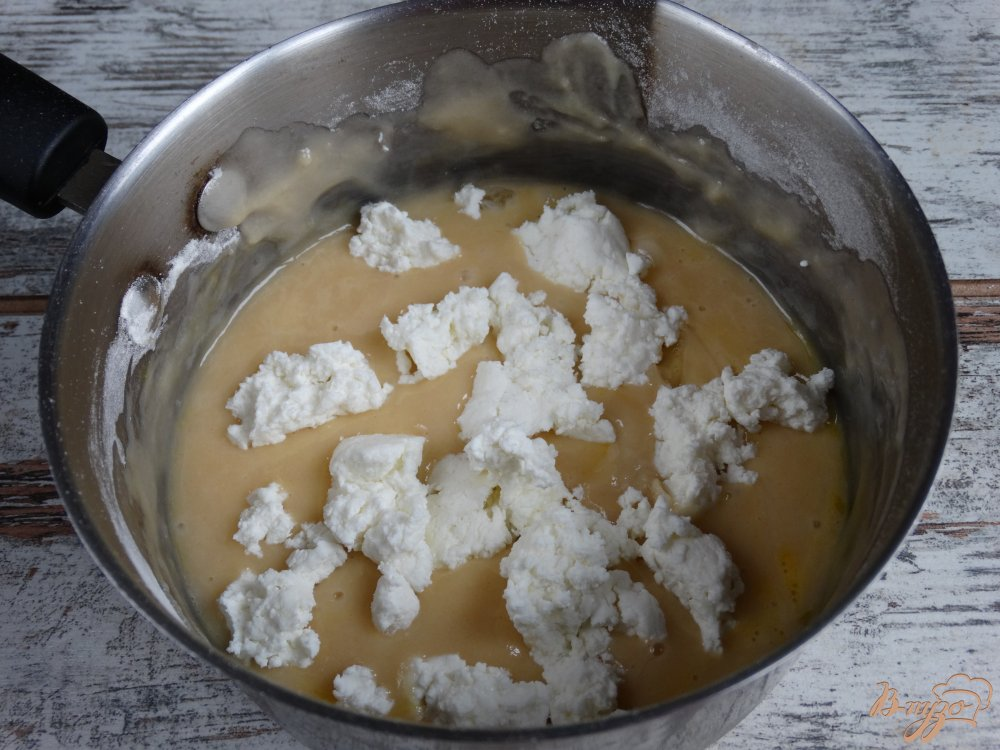 Фото приготовление рецепта: Творожные пряники без масла шаг №5