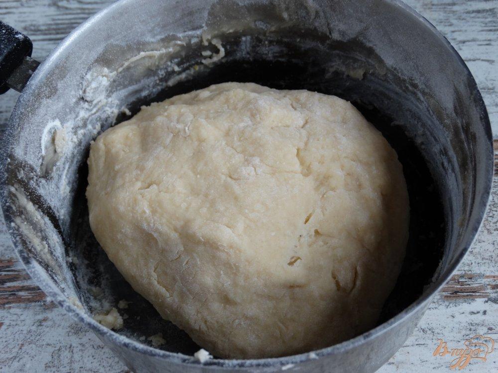 Фото приготовление рецепта: Творожные пряники без масла шаг №7