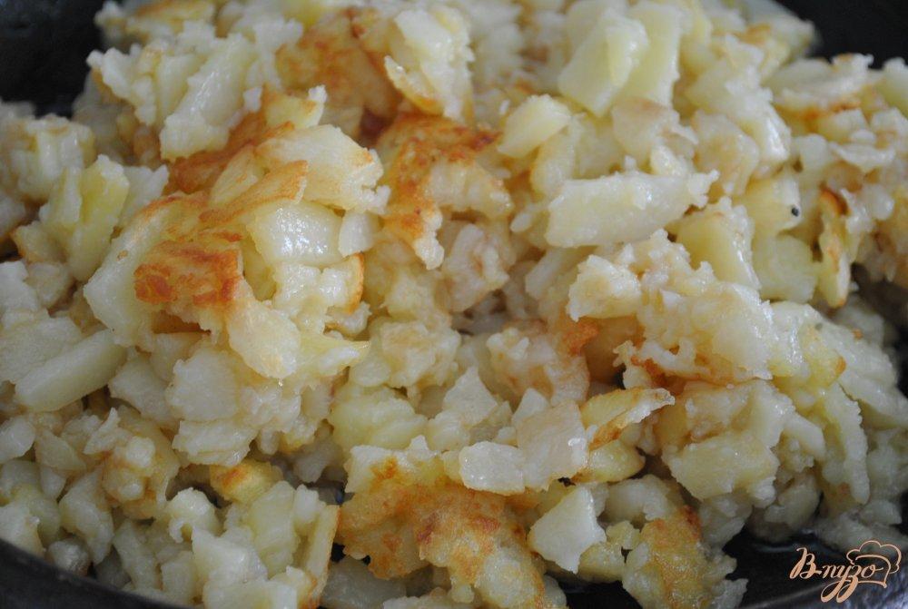 Фото приготовление рецепта: Тортилья с кукурузой и горошком шаг №2