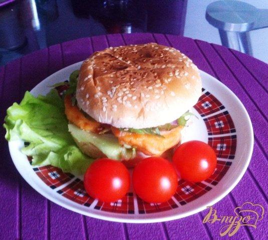 Фишбургер