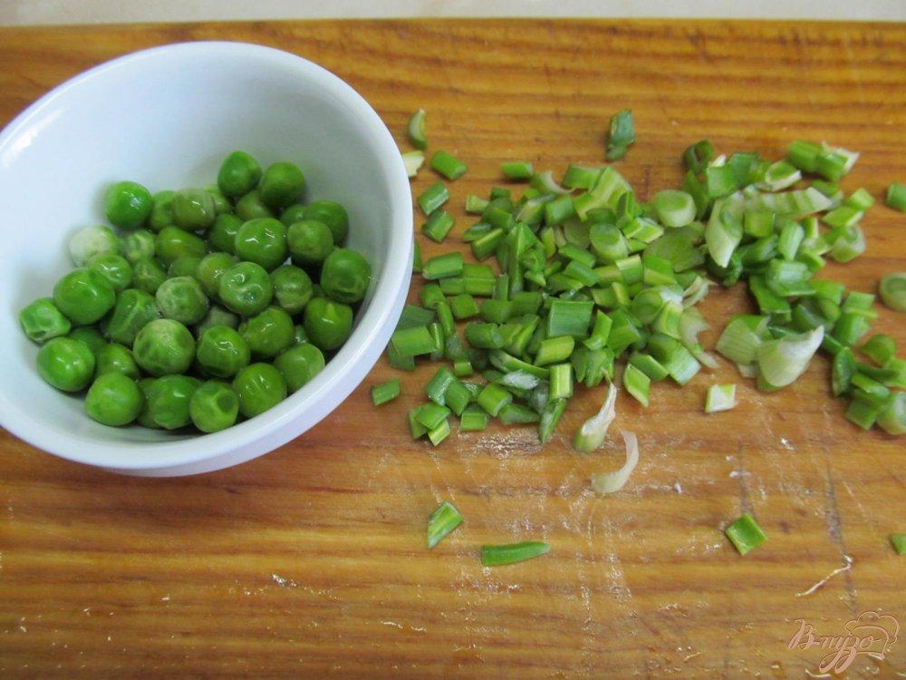 Фото приготовление рецепта: Суп из пастернака и фасоли шаг №11