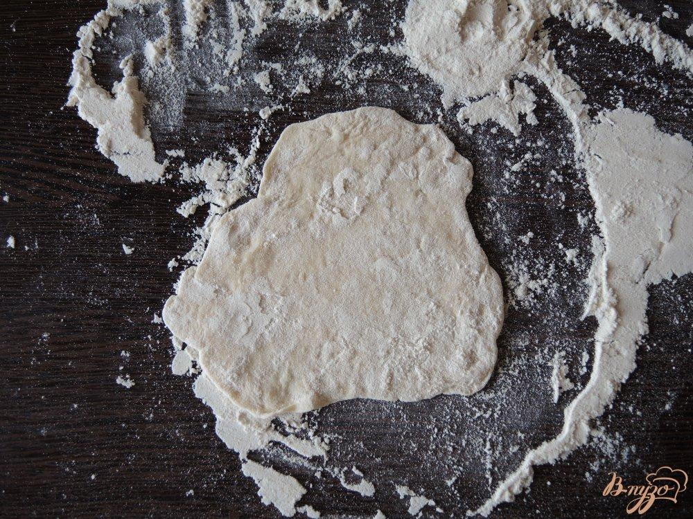 Фото приготовление рецепта: Манты в мультиварке шаг №10