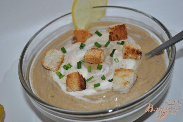 фото рецепта: Чечевичный суп-крем