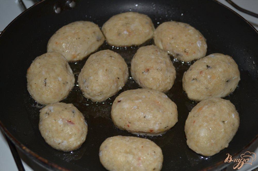 рыбные котлеты из щуки в духовке рецепт с фото