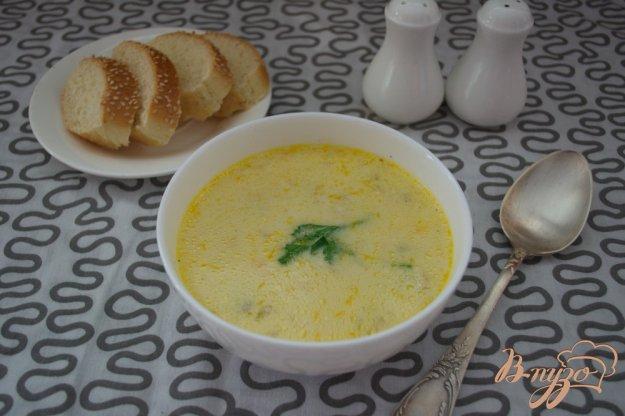 фото рецепта: Грибной суп в одной кастрюле