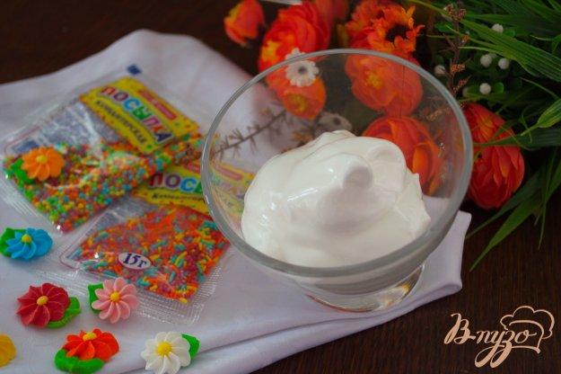 Глазурь для куличей рецепт с пошагово