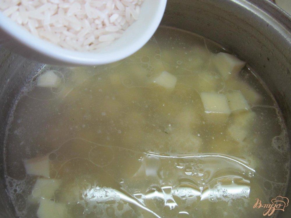 Фото приготовление рецепта: Томатный суп карри шаг №6