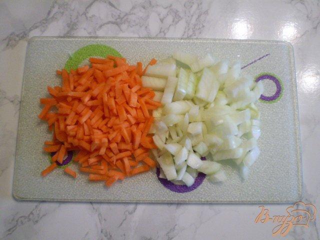 Фото приготовление рецепта: Рассольник на курином бульоне шаг №6