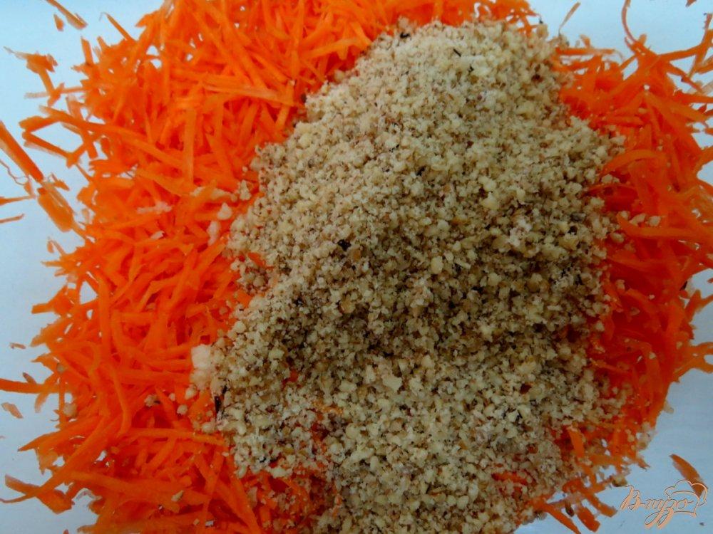 Фото приготовление рецепта: Острая морковная закуска шаг №3