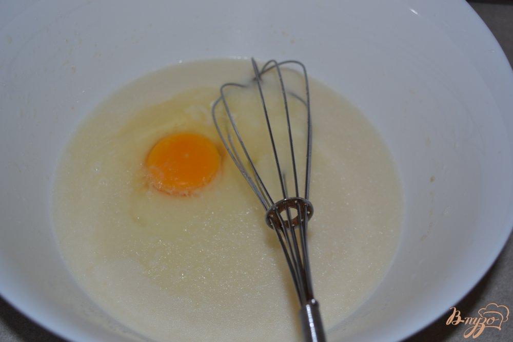 Фото приготовление рецепта: Булка с изюмом к чаю шаг №2