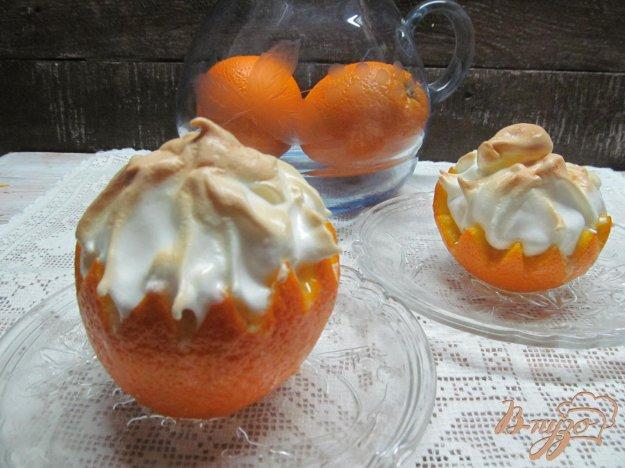 фото рецепта: Апельсиновый десерт