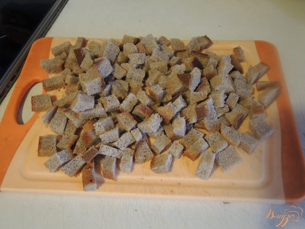 Фото приготовление рецепта: Сырный суп с курицей и грибами шаг №13