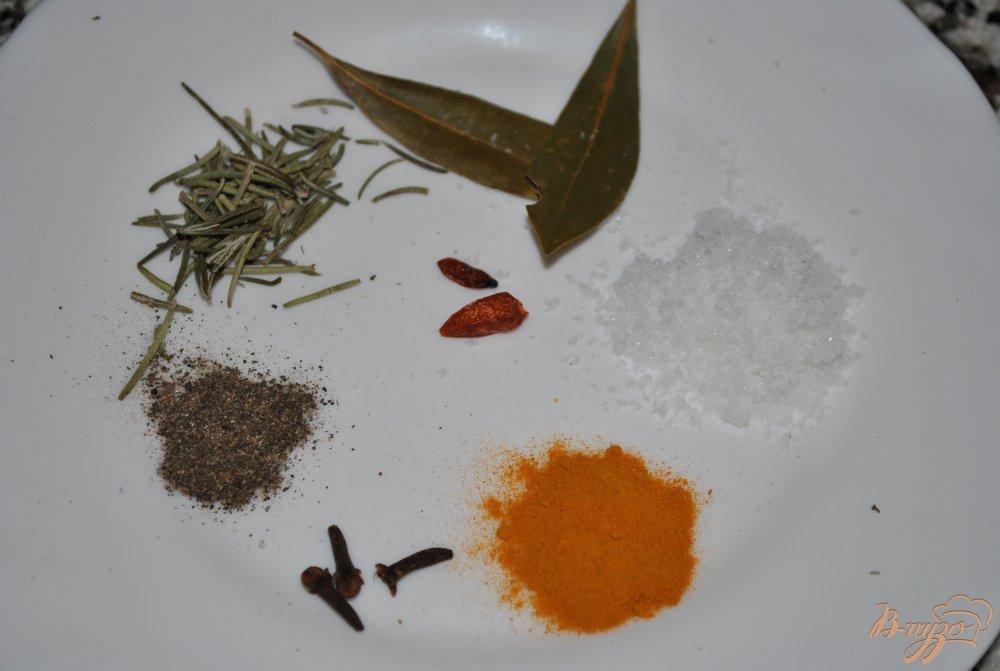 Фото приготовление рецепта: Суп с кукурузой и горохом нут шаг №9
