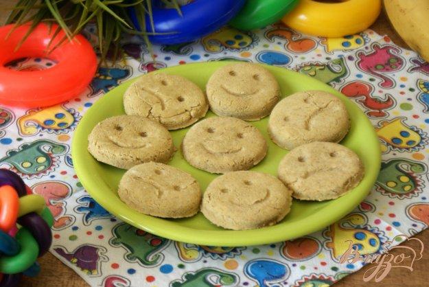 фото рецепта: Детское кукурузное печенье