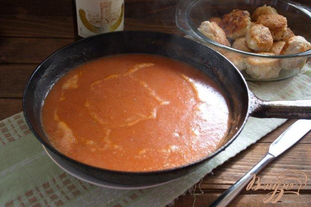 Соус для тефтель со сметаной