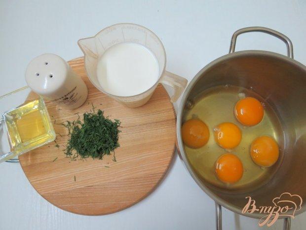 Рецепт Омлет из пакета