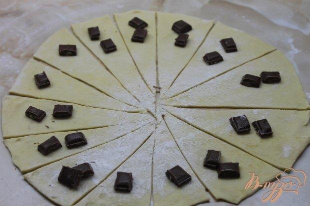 Шоколадные рогалики
