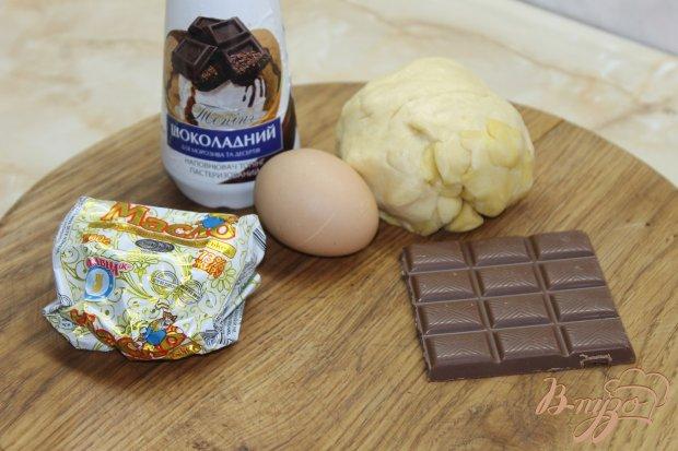 Рецепт Шоколадные рогалики