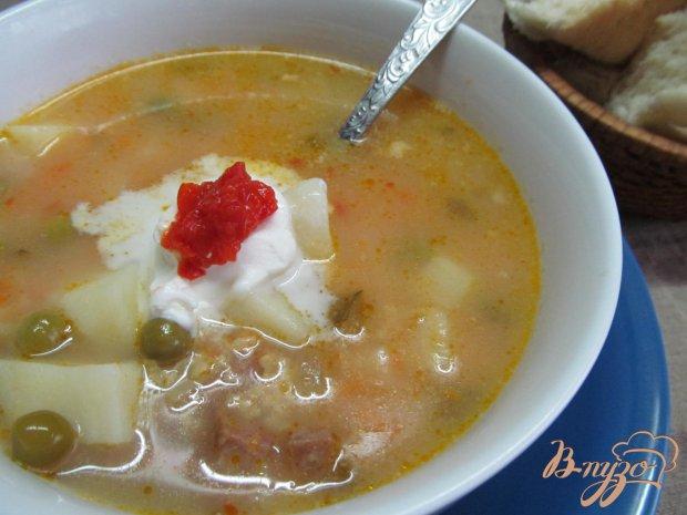 Суп домашний