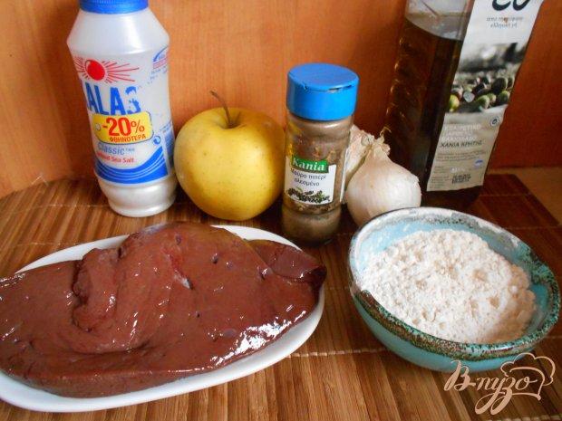 Рецепт Канапе с говяжьей печенью