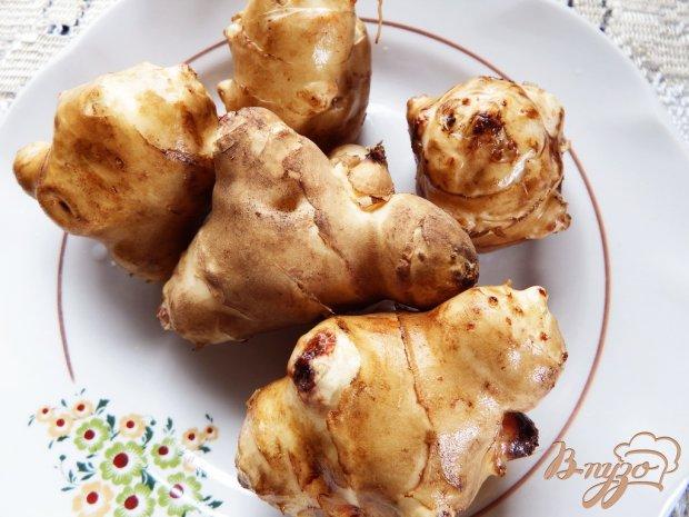 Рецепт Салат из топинамбура