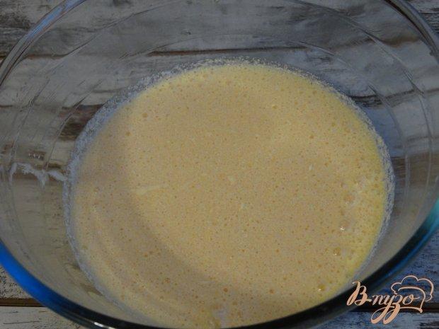 Фруктовый кекс на йогурте в мультиварке