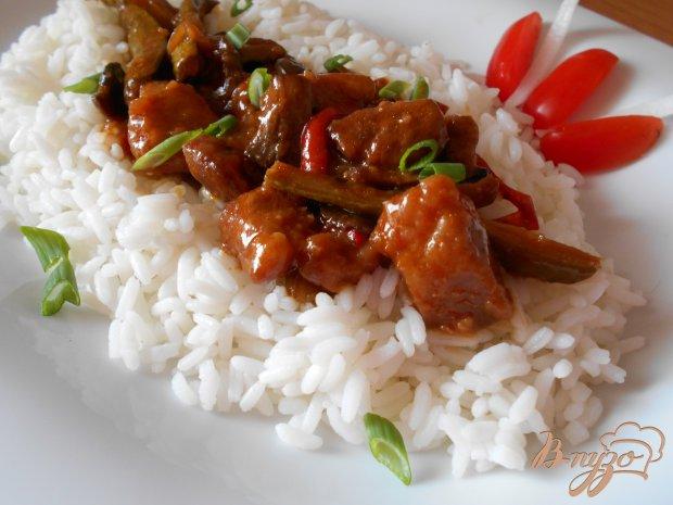 Тушеные овощи к основному блюду